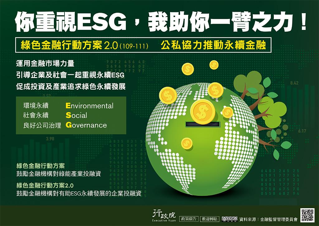 綠色金融行動方案2.0