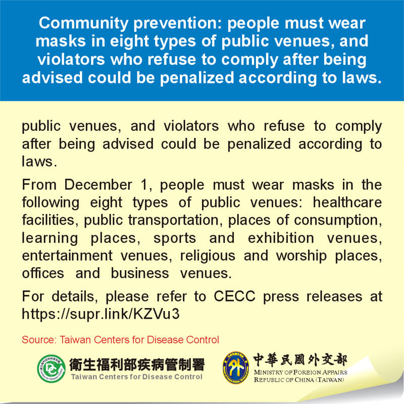 Community prevention