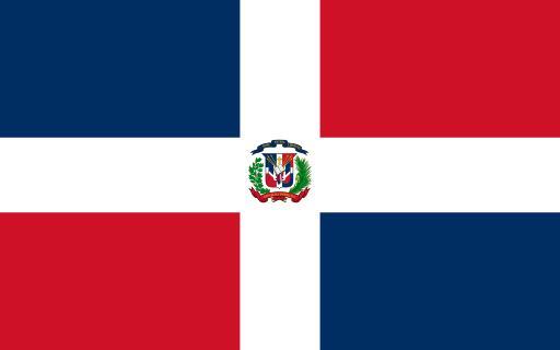 多明尼加國旗