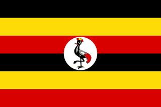 烏干達國旗