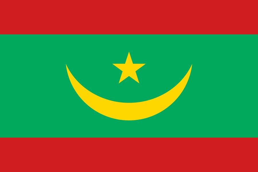 茅利塔尼亞國旗