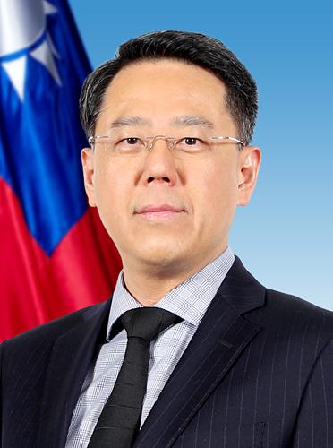 姜森 Johnson Sen Chiang